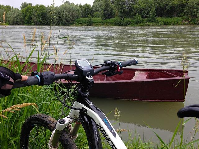 elektro kolo u lodě